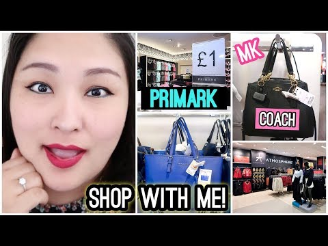 (COME SHOP WITH ME IN PRIMARK + TK Maxx | New Summer Clothes + Designer Bags! - Vlog #123 - Duration: 13 minutes.)