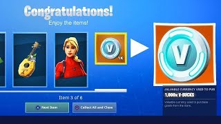 HOW TO GET THE LAGUNA SKIN STARTER PACK FOR FREE IN FORTNITE! ( STARTER PACK #6)