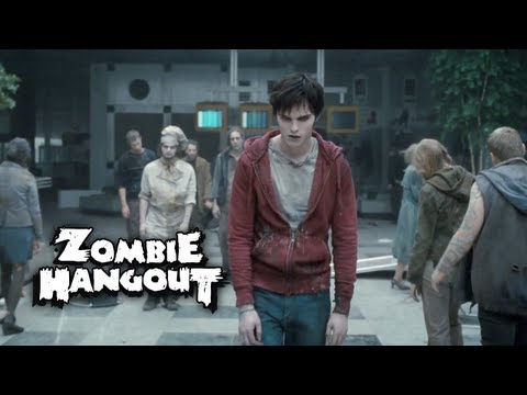 Warm Bodies - Zombie Clip 1/8 R's World (2013) Zombie Hangout