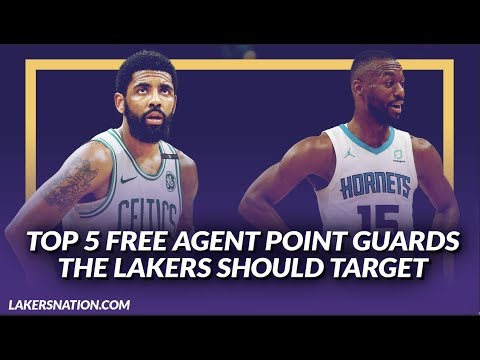 Video: Lakers Free Agency: Top 5 Free Agent Point Guards the Lakers Should Target