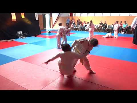 Video du GALA du RC Bobec JUDO - Saison 2016 - 2017