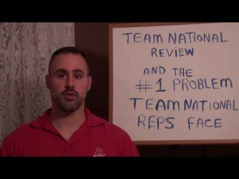 Home Business Ideas| Honest Review of Team National and The Biggest Problem Team National Reps Face