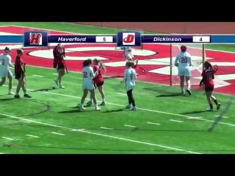 WLX: Haverford vs Dickinson