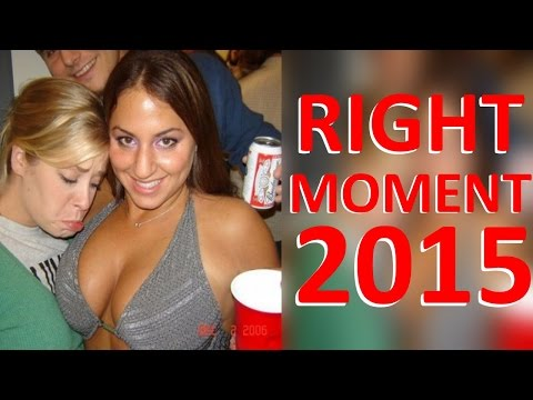 Funny Fails Compilation - Right Moment 2015