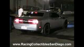 2008-2013 Dodge Challenger SRT8 Drag Racing Racelegal.com 9-7-2012