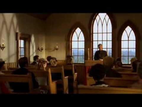 Blue Mountain   Church Scene