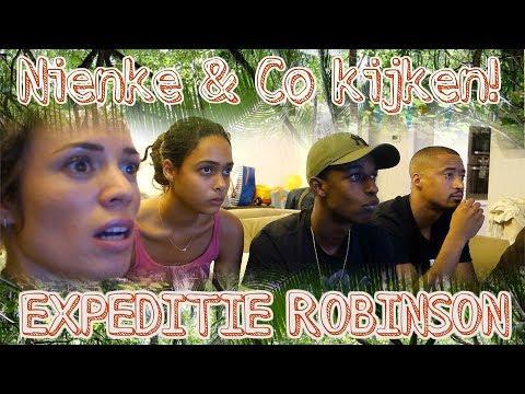 NIENKE & CO KIJKEN: Expeditie Robinson afl. 3 (видео)