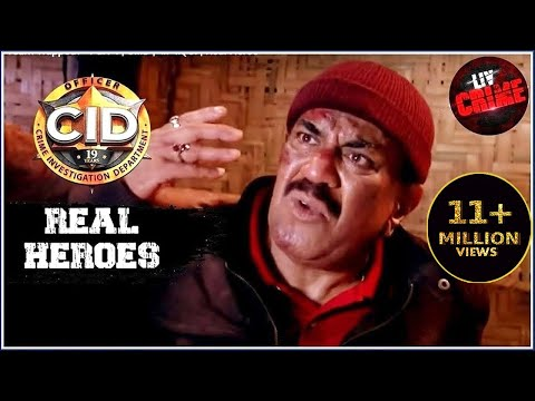 Is CID Team Trapped? - Part 4 | C.I.D | सीआईडी | Real Heroes