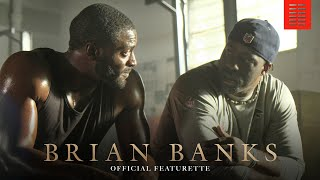 BRIAN BANKS | Featurette | In theaters August 9th
