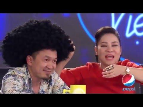 Vietnam Idol 2015 Tập 2 - Những pha hài hước của BGK