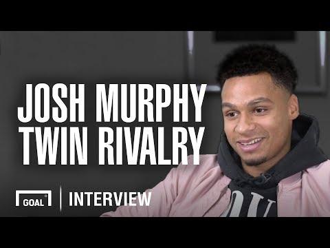 Video: Josh Murphy: The footballing twin aiming to emulate Neymar
