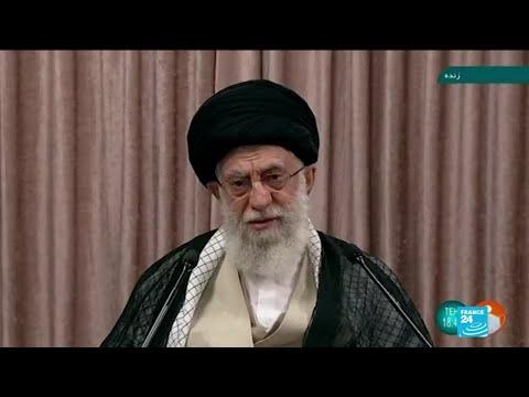 Iran : l'ayatollah Khamenei critique publiquement le chef de la diplomatie