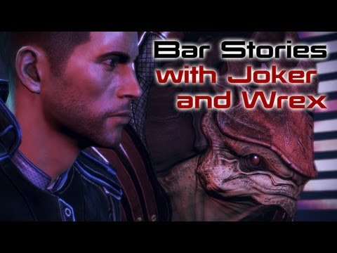 Wrex - Joker first, Wrex second. Enjoy! Straight from the new Mass Effect 3: Citadel DLC! Citadel DLC Playlist (Spoilers ahead!) - http://www.youtube.com/playlist?l...