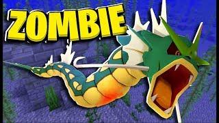 The Coolest OP Zombie Gyarados - Minecraft Pixelmon Island SMP- Pokemon Mod #2