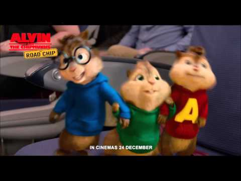 Alvin and The Chipmunks:  The Road Chip | Official Trailer 5