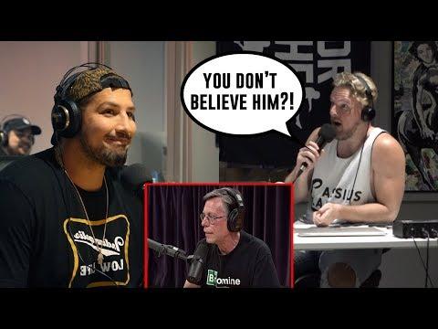 Brendan Schaub Doesn't Believe Bob Lazar