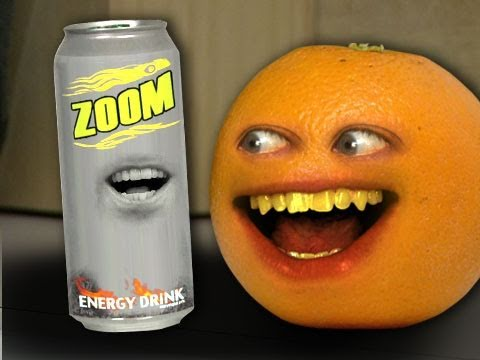 zoom - FACEBOOK IT: http://on.fb.me/hEUGx3 TWEET IT: http://bit.ly/eKWnpW Orange drinks an energy drink, and the kitchen will never be the same. FREE version of my ...