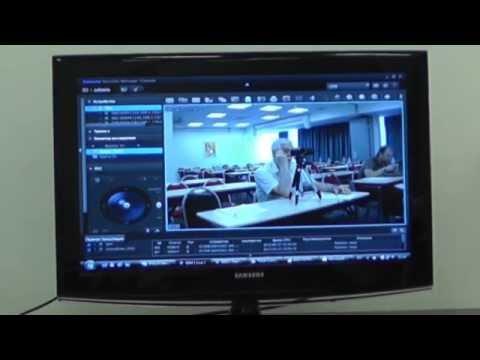 Камеры Samsung WiseNet III - детектор движения