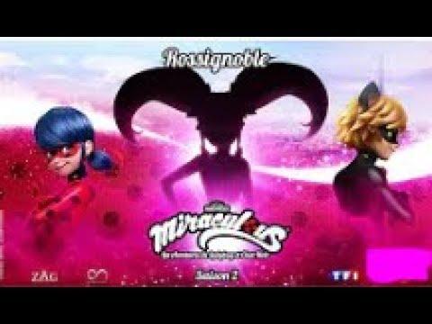 Miraculous ladybug  Saison 2 Episode 15 FR -  Rossignoble