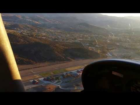 Flight to Agua Dulce (l70) during Presidential TFRs (Obama Was in Town)