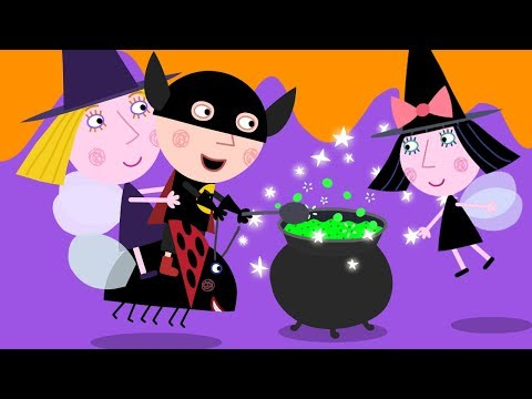 Ben And Holly's Little Kingdom | Ben's Magic | 1hour | Hd Cartoons For Kids