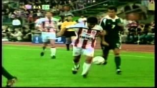 Lothar Matthäus´ Abschiedsspiel mit Diego Maradona