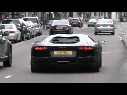 downshift - A Lamborghini Aventador fitted with a Stage 3 Capristo exhaust sounds absolutely brutal when accelerating and downshifting. I think it's the first time I've ...
