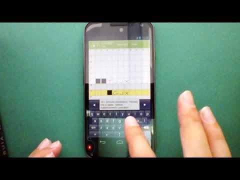 Video of Crucidroid Free - Crosswords