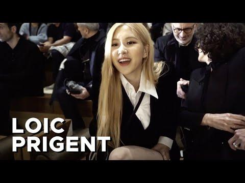 SAINT LAURENT: LATEX WITH BLACKPINK ROSÉ 로제 ! By Loic Prigent
