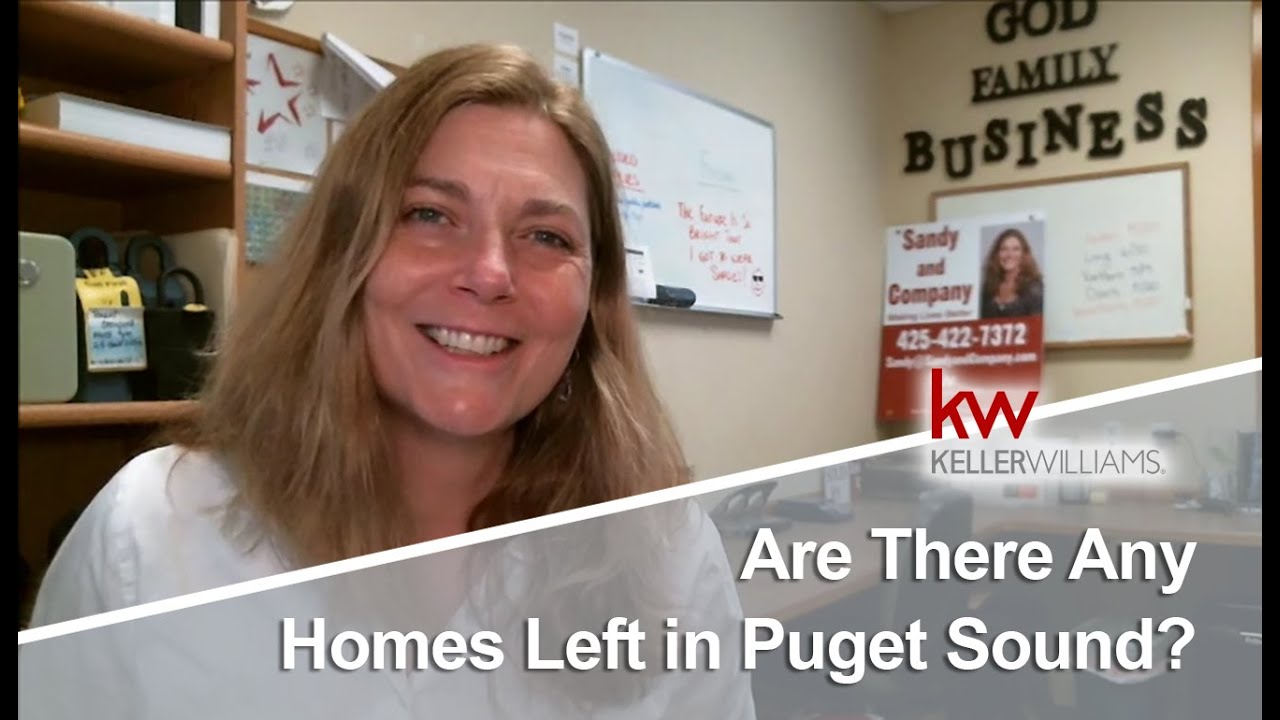 Should You Be Worried About Puget Sound Real Estate?