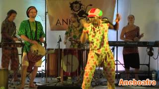 Video BALAKULANYA (tanec Abdul Traoré)