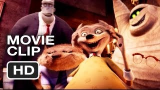 Hotel Transylvania Movie CLIP - Very Loud (2012) - Adam Sandler Comedy HD