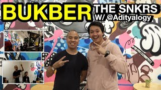"Acara buka bersama THE SNKRS! bertemu teman2 baru sesama penikmat sneakers :)Jangan lupa like video ini, subscribe channel gua dan share video ini yaa bagi yang blm sempet ikutan semoga next kita bakal ngumpul bareng! thanks for watching!Big Thanks to @adityalogy https://www.youtube.com/user/AdityalogyTVContact meEmail : hanifrd@outlook.cominstagram : https://www.instagram.com/hanifrd_/Douj Protect Air Refresher & Premium Water Repellent Instagram : https://www.instagram.com/doujprotect/Line : @doujprotect (with ""@"")Email : hellodouj@gmail.com"