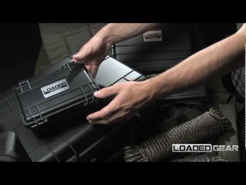 New Loaded Gear™ HD Series Hard Cases By Barska