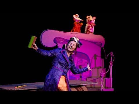 Teatro Arbole. Leocadia y los ratones