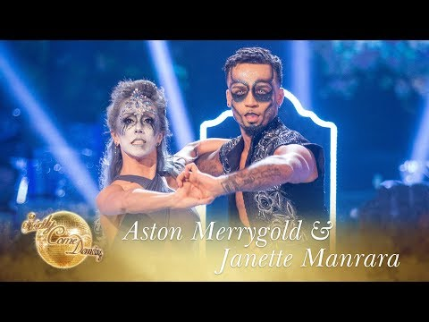 Aston & Janette Paso to 'Smells Like Teen Spirit' by Nirvana – Strictly Come Dancing 2017