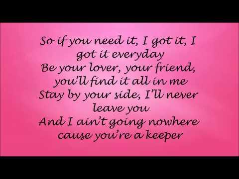Ariana Grande The Way ft Mac Miller (Lyrics)
