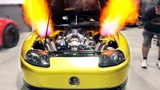 HEMI Powered SUPRA? - 2800hp of WASABI! by 1320Video
