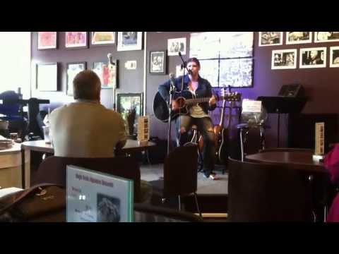 Open Mic Performance #2 Out of the Blue
