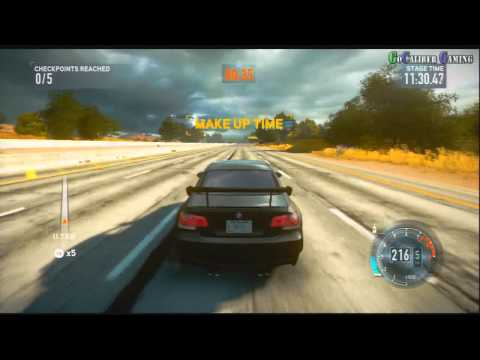 Need For Speed: The Run - Part 3 Walkthrough - Altamont Pass Rd