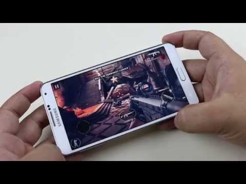 Blackout - Modern Combat 5 - Blackout Android Gameplay (Shown on Galaxy Note 3). The game is awesome, graphics are amazing and the overall gameplay is up to the console level. The game ran smoothly without...