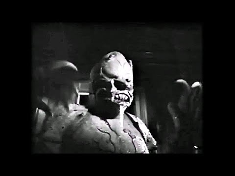 "Pieced-Together Monster Suit: ""The Monster Of Piedras Blancas"" (1959)"