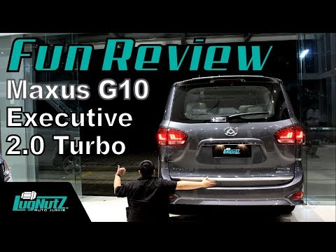 MPV China TERMEWAH Pembunuh Alphard?! - Maxus G10 Executive FUN REVIEW | LUGNUTZ Indonesia