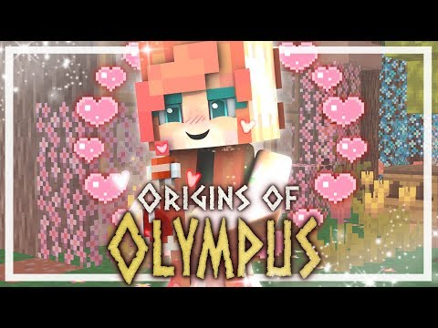 Origins of Olympus | EP 3 | APHRODITE'S LOVE SPELLS! (Minecraft Percy Jackson Roleplay)