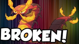 Centiskorch is BROKEN! Pokemon Sword and Shield Centiskorch Moveset - How To Use Centiskorch by Verlisify