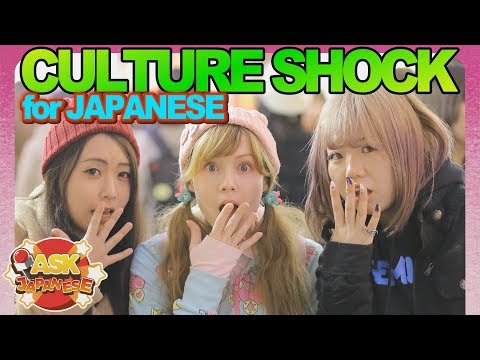 Video CULTURE SHOCK for JAPANESE! What shocked them when traveling ABROAD and meeting FOREIGNERS? download in MP3, 3GP, MP4, WEBM, AVI, FLV January 2017