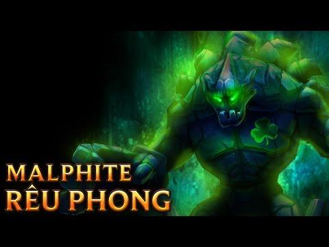 Malphite Rêu Phong