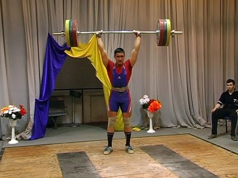 Відбувся чемпіонат області серед юнаків та дівчат з важкої атлетики