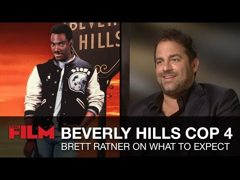 R - Brett Ratner chats about one of his next projects, Beverly Hills Cop 4, and what fans can expect from a r-rated Eddie Murphy back in the movie saddle.