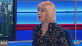 JOHANNESBURG, 21 July 2017 - EFF leader Julius Malema speaks about his party's willingness to go to court, and eNCA reporter Karyn Maughan considers the possible implications.